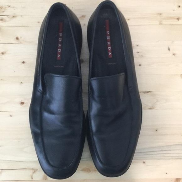 Prada Other - Prada Loafers 4D 1645